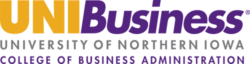 UNI – College of Business Administration Logo