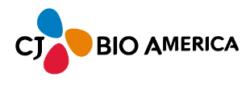 CJ Bio America, Inc. Logo